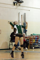 5501 Vashon v Lynden-Chr Volleyball Tri-Dist 110311