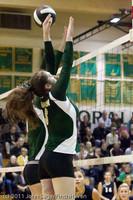 5505 Vashon v Lynden-Chr Volleyball Tri-Dist 110311