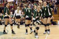 5520 Vashon v Lynden-Chr Volleyball Tri-Dist 110311