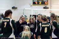 5687 Vashon v Lynden-Chr Volleyball Tri-Dist 110311