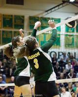 6052 Vashon v Lynden-Chr Volleyball Tri-Dist 110311