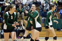 6194 Vashon v Lynden-Chr Volleyball Tri-Dist 110311