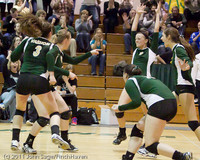 6242 Vashon v Lynden-Chr Volleyball Tri-Dist 110311
