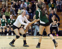 6387 Vashon v Lynden-Chr Volleyball Tri-Dist 110311