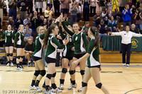 6465 Vashon v Lynden-Chr Volleyball Tri-Dist 110311