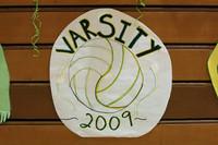 6013 Varsity Volleyball v Orting 102109