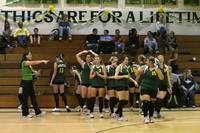 6023 JV Volleyball v Orting 102109