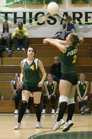 6040 JV Volleyball v Orting 102109