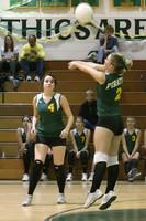 6040 JV Volleyball v Orting 102109