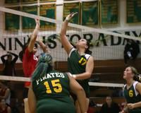 6058 JV Volleyball v Orting 102109