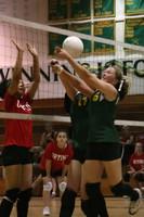 6061 JV Volleyball v Orting 102109