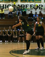 6071 JV Volleyball v Orting 102109