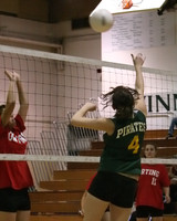 6075 JV Volleyball v Orting 102109