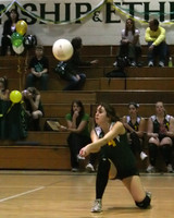 6087 JV Volleyball v Orting 102109