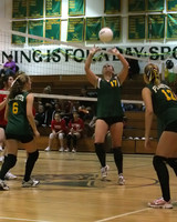 6088 JV Volleyball v Orting 102109
