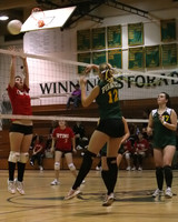 6089 JV Volleyball v Orting 102109