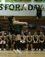 6102 JV Volleyball v Orting 102109