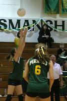 6105 JV Volleyball v Orting 102109