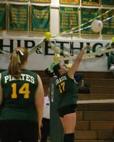 6133 JV Volleyball v Orting 102109