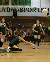 6135 JV Volleyball v Orting 102109