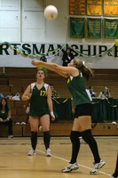 6143 JV Volleyball v Orting 102109
