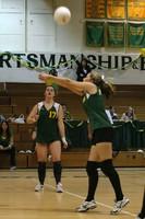 6143 JV Volleyball v Orting 102109