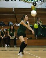 6149 JV Volleyball v Orting 102109