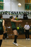 6153 JV Volleyball v Orting 102109
