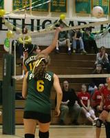 6156 JV Volleyball v Orting 102109