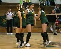 6157 JV Volleyball v Orting 102109