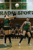 6164 JV Volleyball v Orting 102109