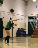 6168 JV Volleyball v Orting 102109