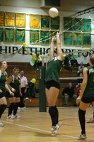 6184 JV Volleyball v Orting 102109