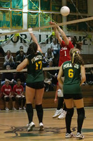 6191 JV Volleyball v Orting 102109