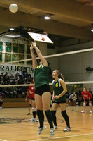 6195 JV Volleyball v Orting 102109