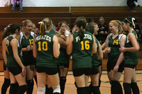 6207 JV Volleyball v Orting 102109