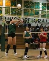 6221 JV Volleyball v Orting 102109