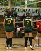 6225 JV Volleyball v Orting 102109