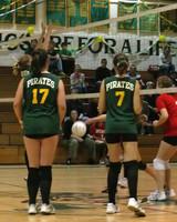 6225 JV Volleyball v Orting 102109
