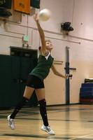 6230 JV Volleyball v Orting 102109