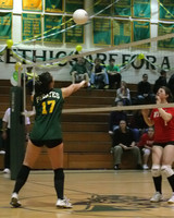 6233 JV Volleyball v Orting 102109