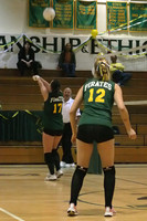 6240 JV Volleyball v Orting 102109