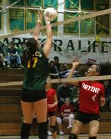 6243 JV Volleyball v Orting 102109