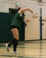 6256 JV Volleyball v Orting 102109