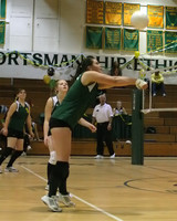 6262 JV Volleyball v Orting 102109