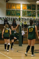 6264 JV Volleyball v Orting 102109