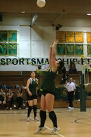 6266 JV Volleyball v Orting 102109