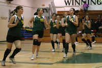 6274 JV Volleyball v Orting 102109