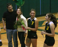 6302 Volleyball Seniors Night 102109