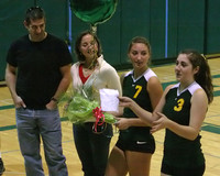 6305 Volleyball Seniors Night 102109